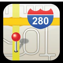 Apple Maps Image