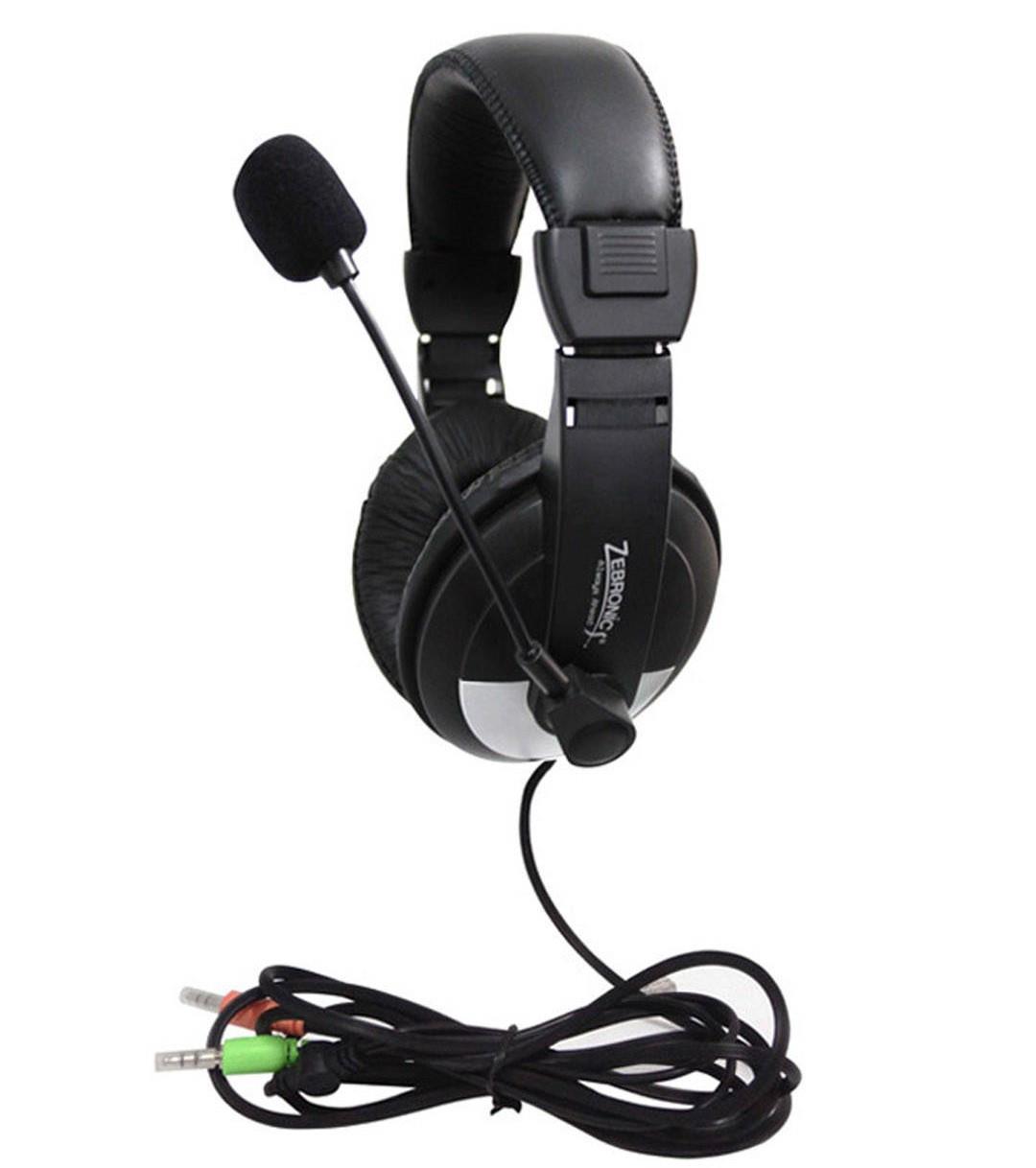 Zebronics Headphone 100HM Image