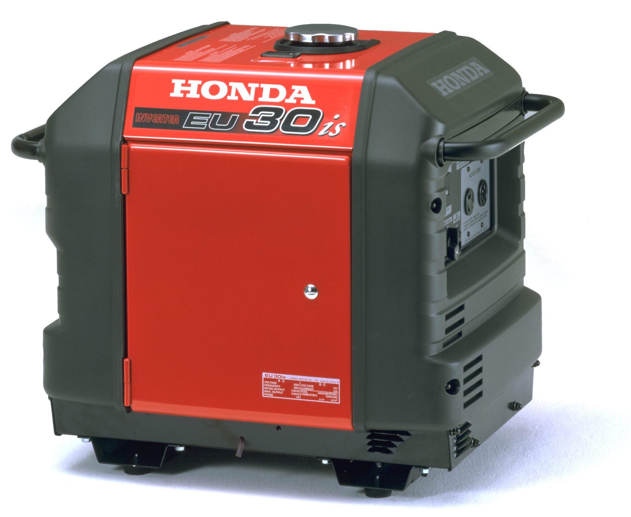 Poor performance with higher fuel consumption HONDA PORTABLE