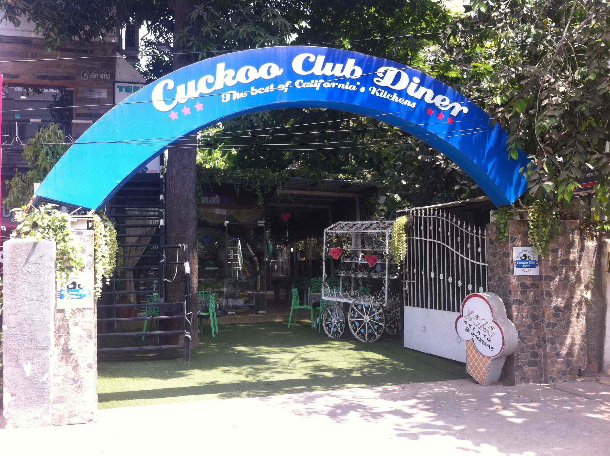 Cuckoo Club Diner - Chetpet - Chennai Image