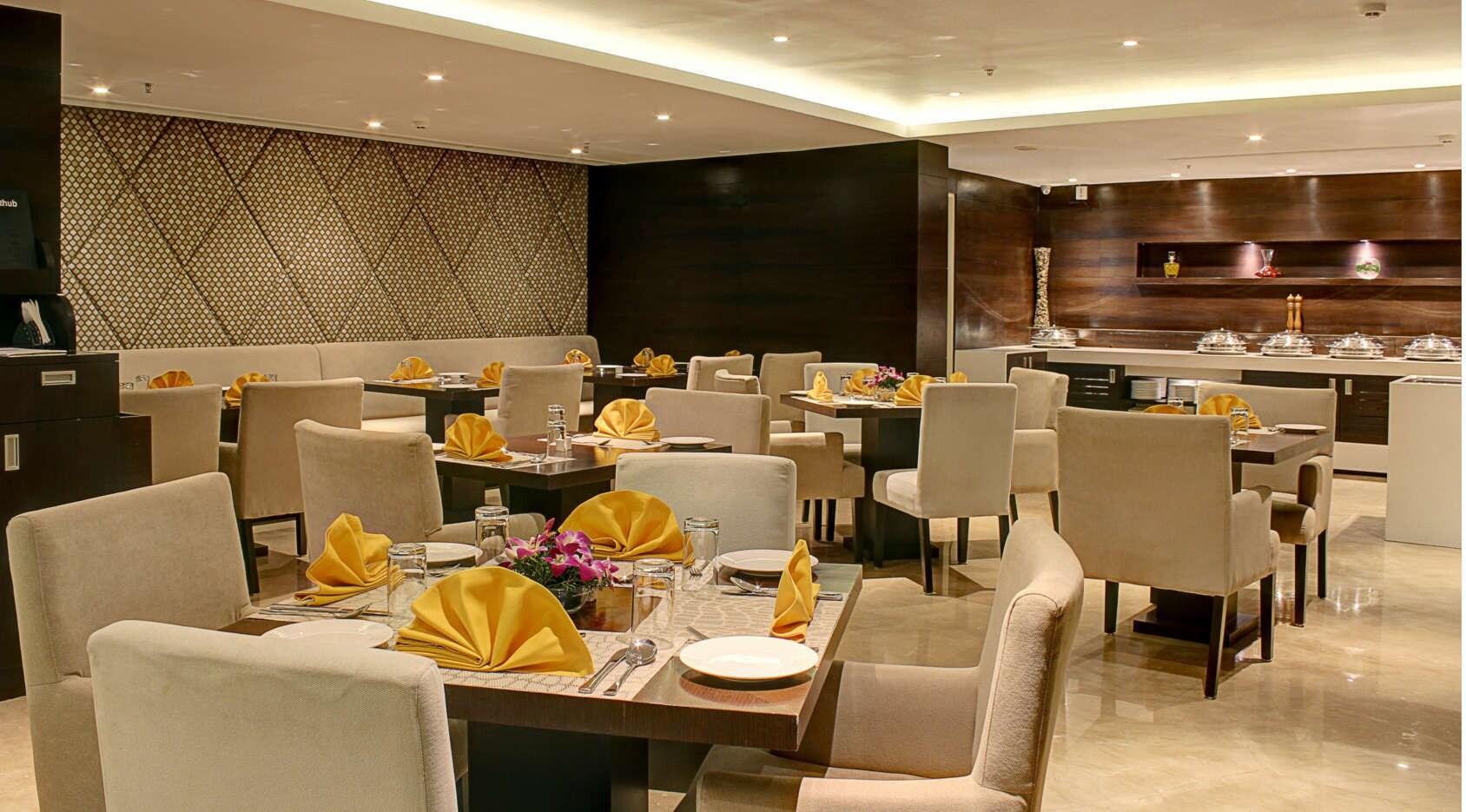 The Hub & Bar Ramada Encore - Domlur - Bangalore Image