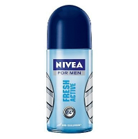 Nivea Fresh Active Deodorant Roll-on For Men Image