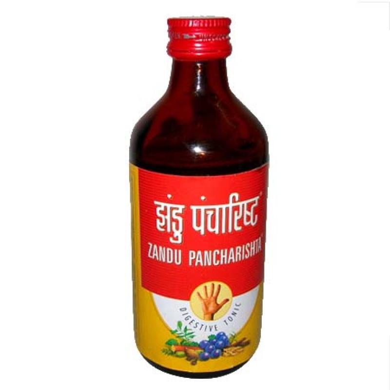 Zandu Pancharishta Image