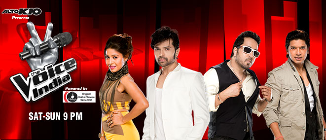 The Voice India Image