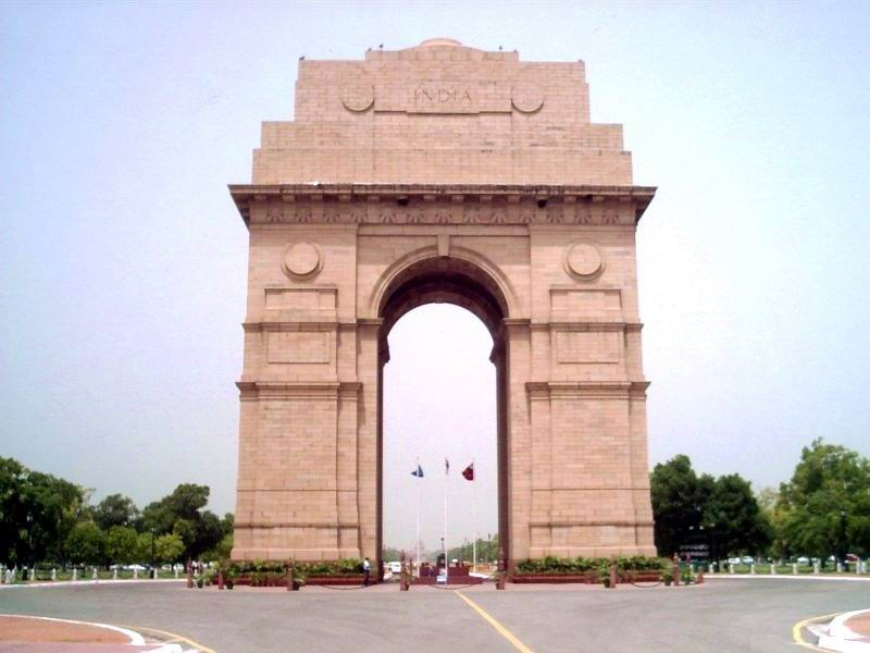 India Gate - Delhi Image