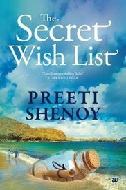 The Secret Wish List - Preeti Shenoy Image