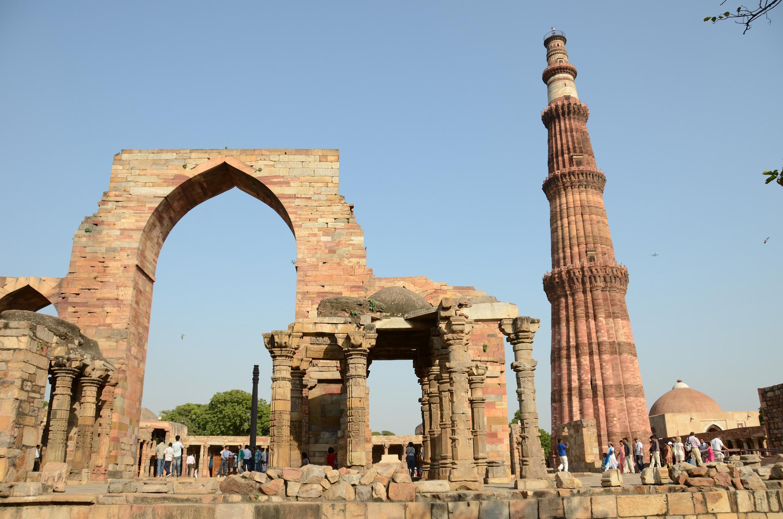 Qutb Minar - Delhi Image
