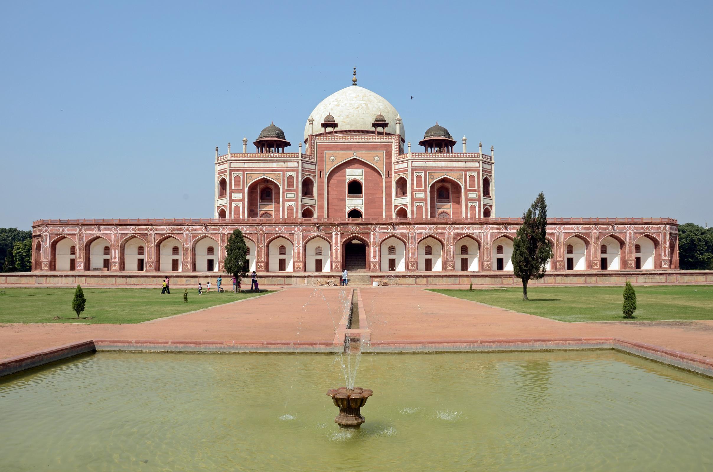 Humayun's Tomb - Delhi Image