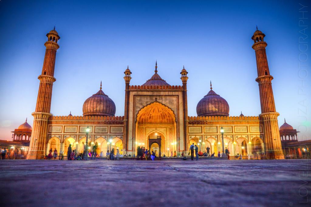 Jama Masjid - Delhi Image