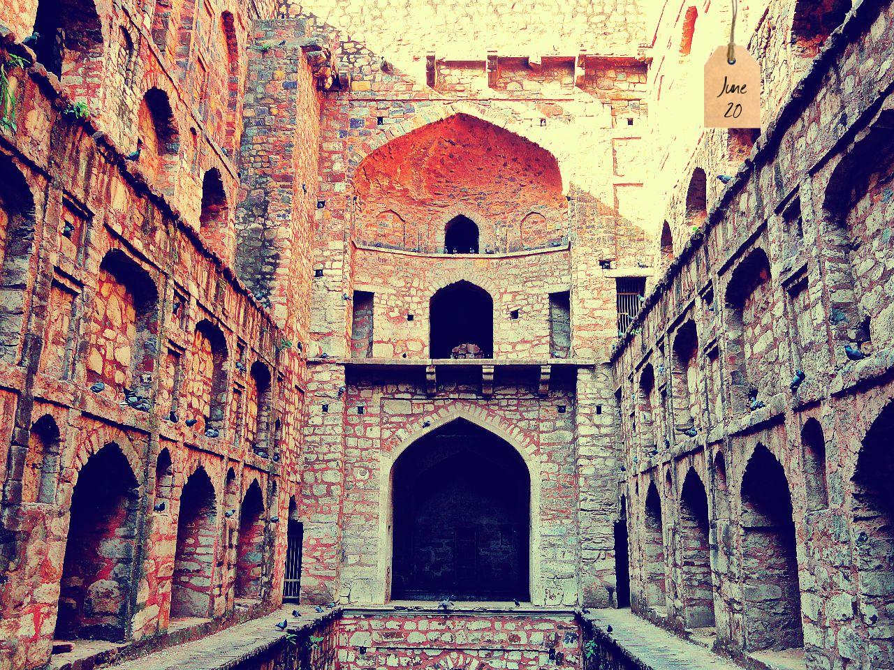 Agrasen Ki Baoli - Delhi Image
