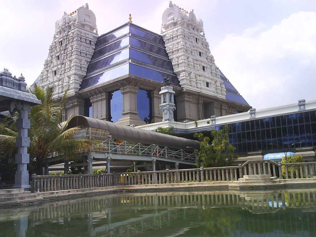 Image result for bangalore iskcon temple images