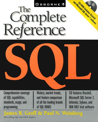 SQL The Complete Reference - James R Groff, Paul N. Weinberg, Andy Oppel Image