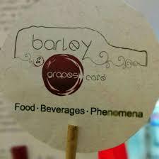 Barley & Grapes Cafe - Phoenix Market City - Mahadevapura - Bangalore Image