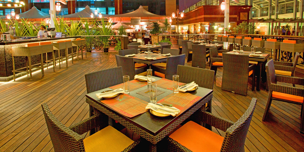 Sancho's - UB City - Vittal Mallya Road - Bangalore Image