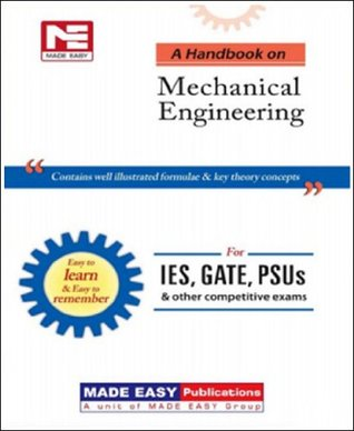 A Handbook for Mechanical Engineering Image