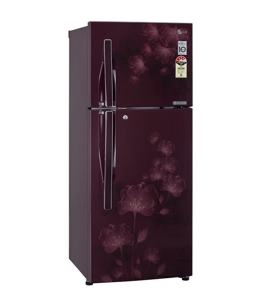LG Double Door Refrigerator GL-D302 JSFL Image