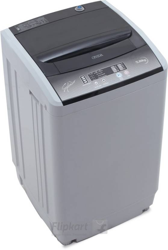 Onida WO60TSPLN1 5.8 kg Fully Automatic Top Load Washing Machine Image
