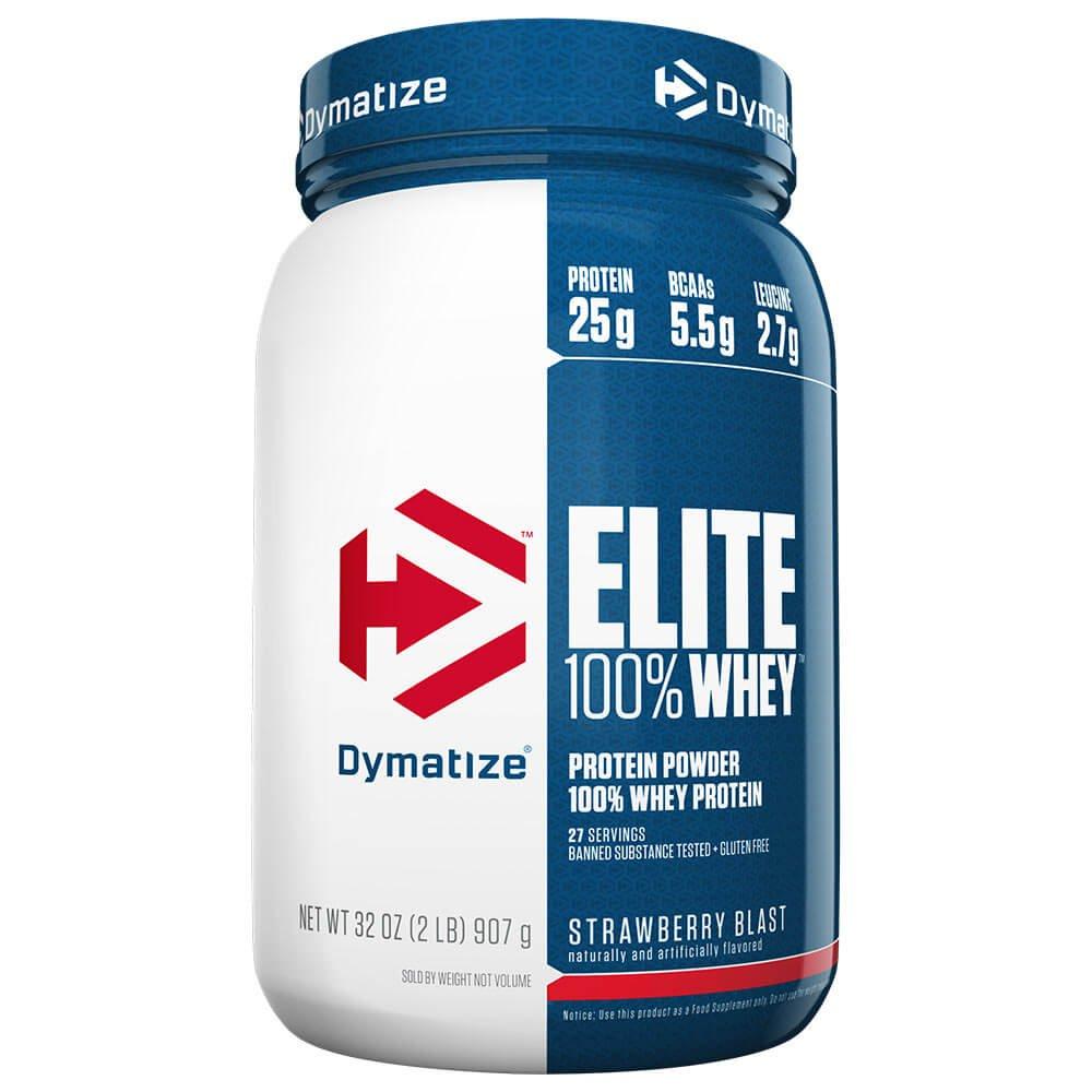 Dymatize Elite 100% Whey Protein Image