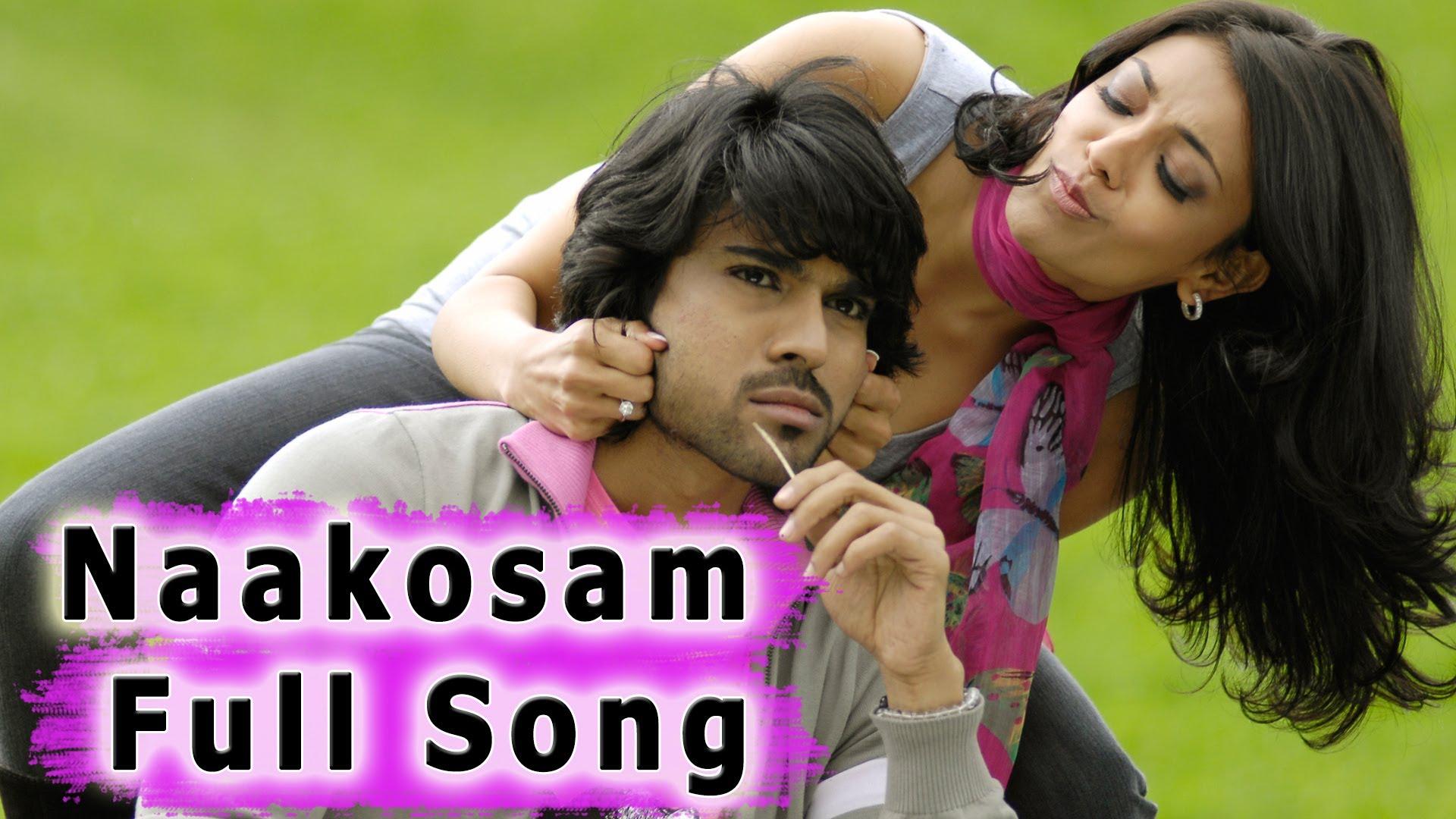 ram charan movie songs