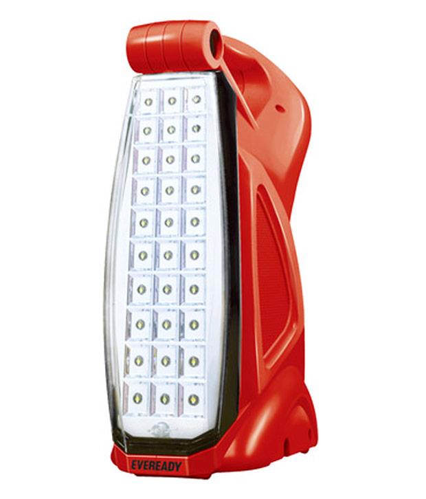 Eveready HL-52 LED Rechargeable Emergency Light Image