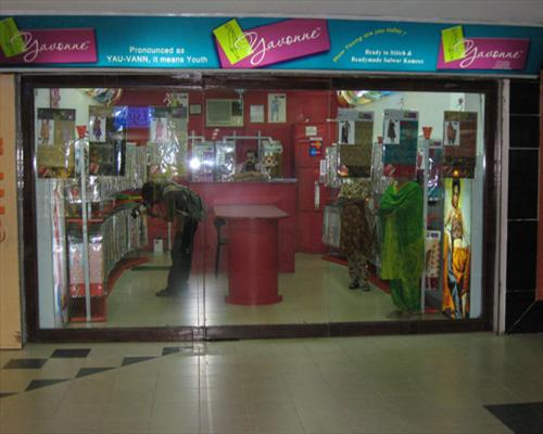 Yauonne Exclusive Showroom - Thrissur Image