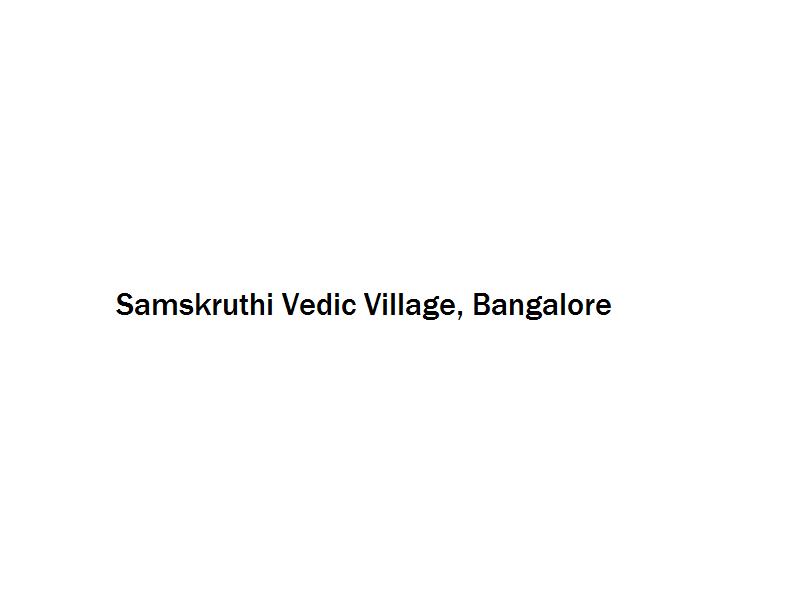 Samskruthi Vedic Village - Bangalore Image
