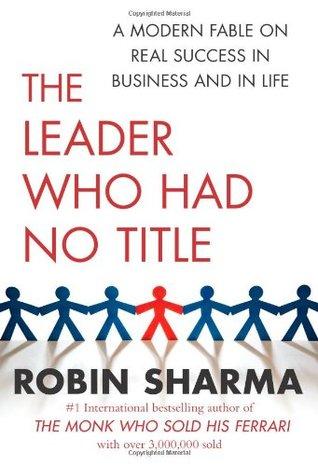 Books of robin sharma