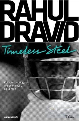 Rahul Dravid: Timeless Steel Image