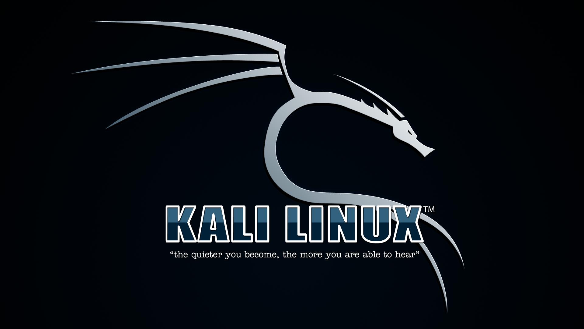 Kali Linux Image