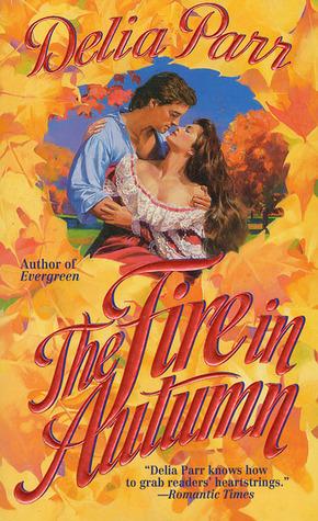 The Fire in Autumn - Delia Parr Image