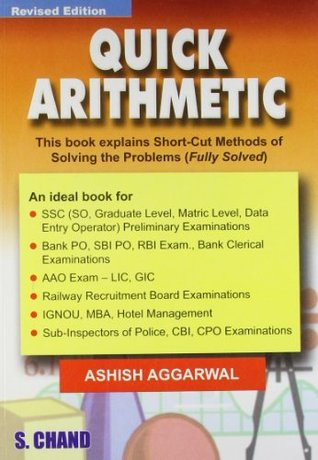 Quick Arithmetic - Ashish Agrawal Image
