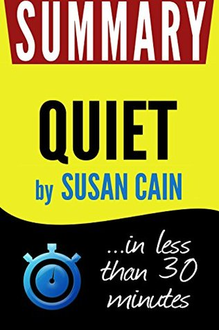 Quiet: The Power of Introverts in a World That Can't Stop Talking - Susan Cain Image