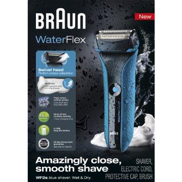 Braun Waterflex 2S Shaver Image