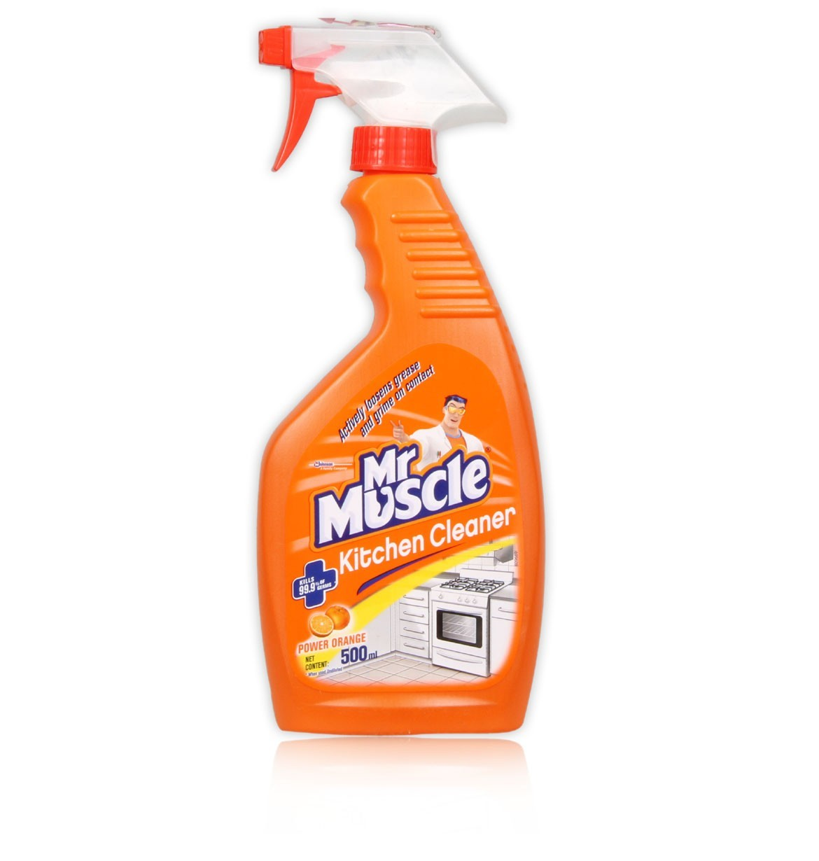 Mr muscle reviews mr muscle price complaints customer care mr muscle india - Cleaning products for kitchen ...