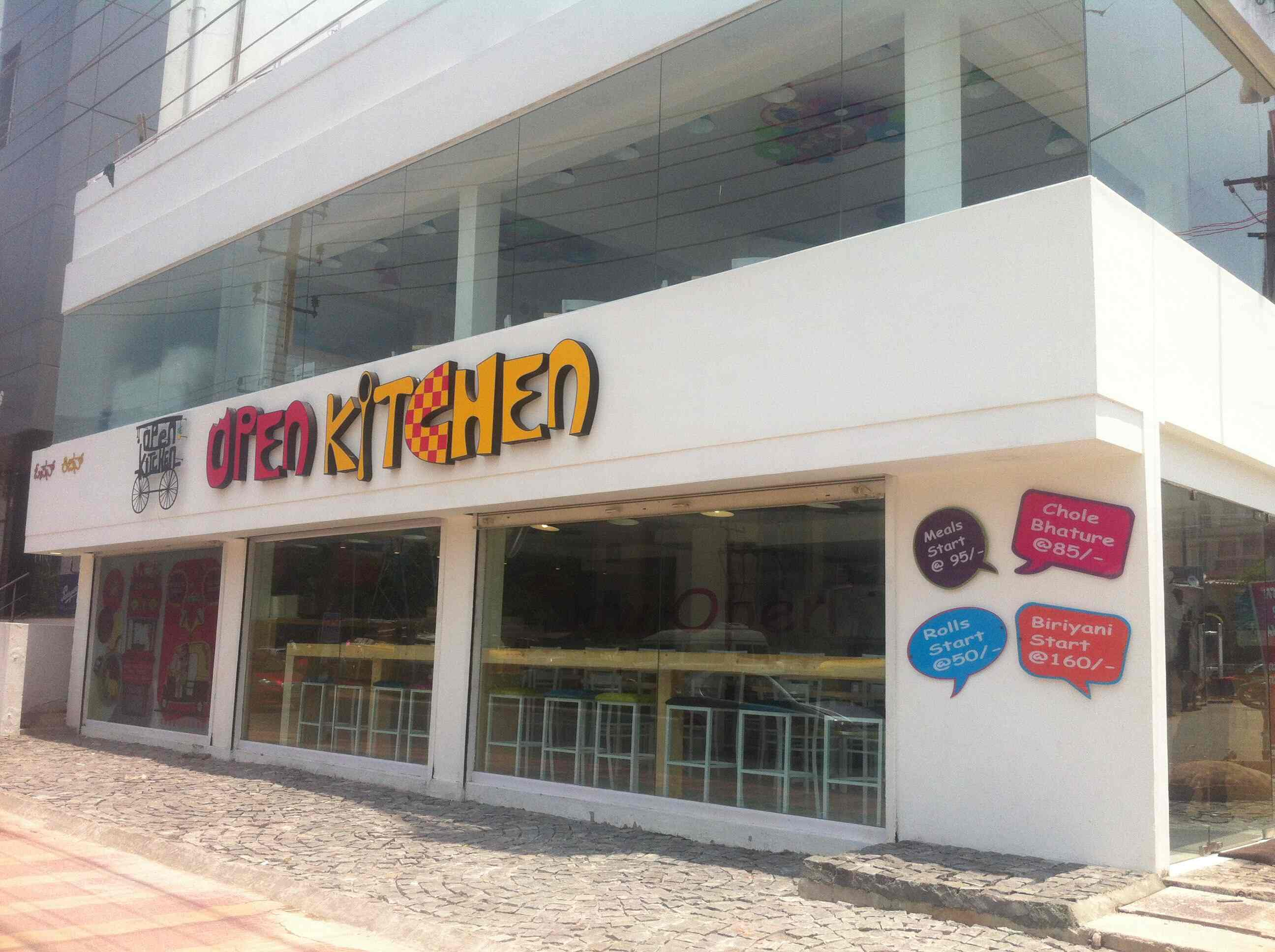 Open Kitchen - Domlur - Bangalore Image