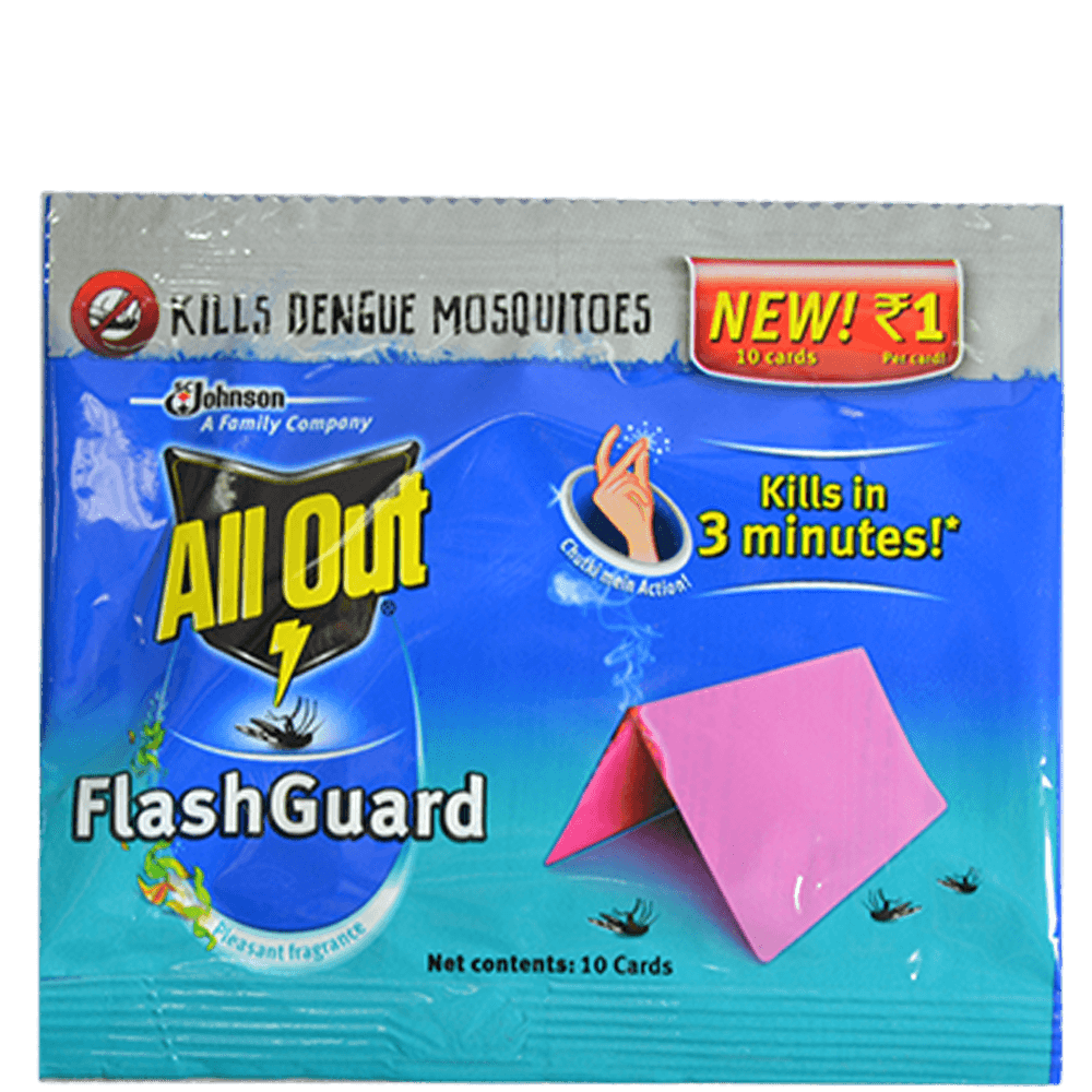 All Out Flash Guard Image