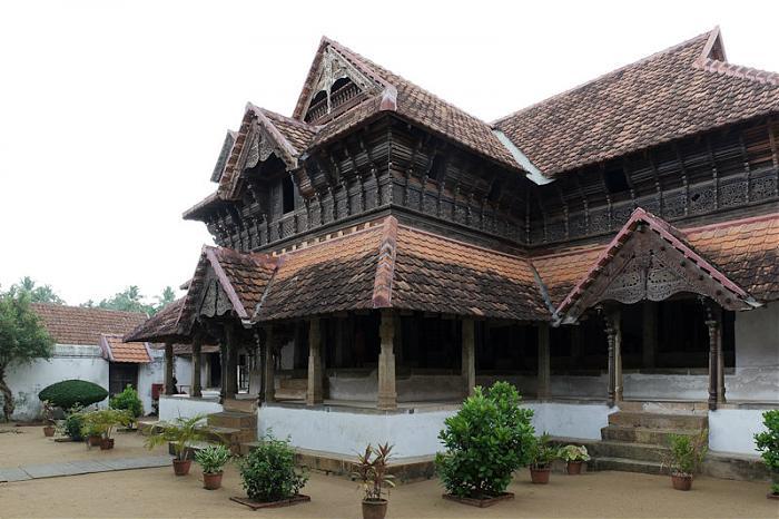 Padmanabhapuram Palace - Kanyakumari Image