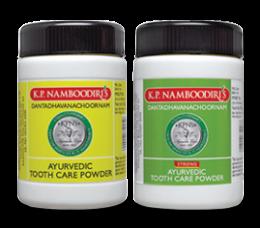 KP Namboodiris Tooth Powder Image