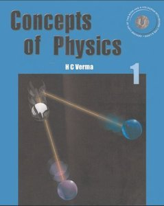 Concepts of Physics - HC Verma Image