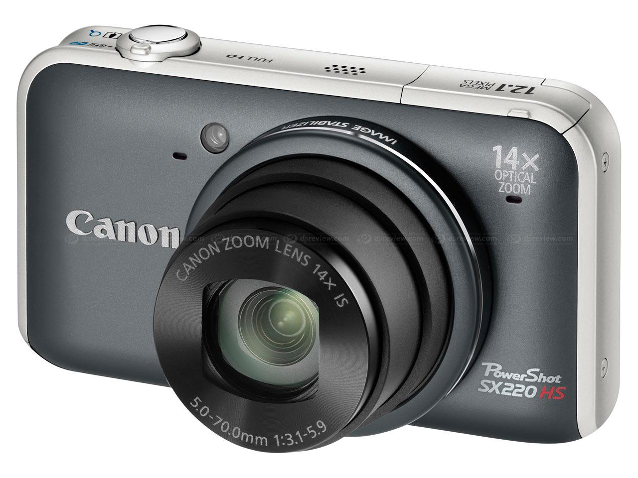 CANON POWERSHOT SX220 HS Review, Price, Model, Picture