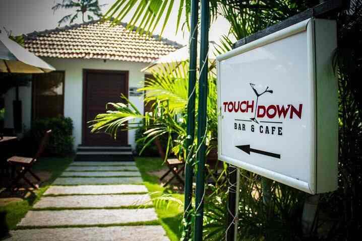 Touchdown Bar & Cafe - East Coast Road - Chennai Image
