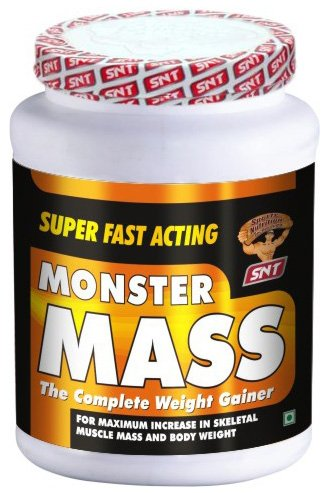 SNT Monster Mass Chocolate Flavour Image