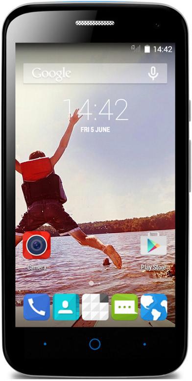 ZTE Blade QLUX 4G Image