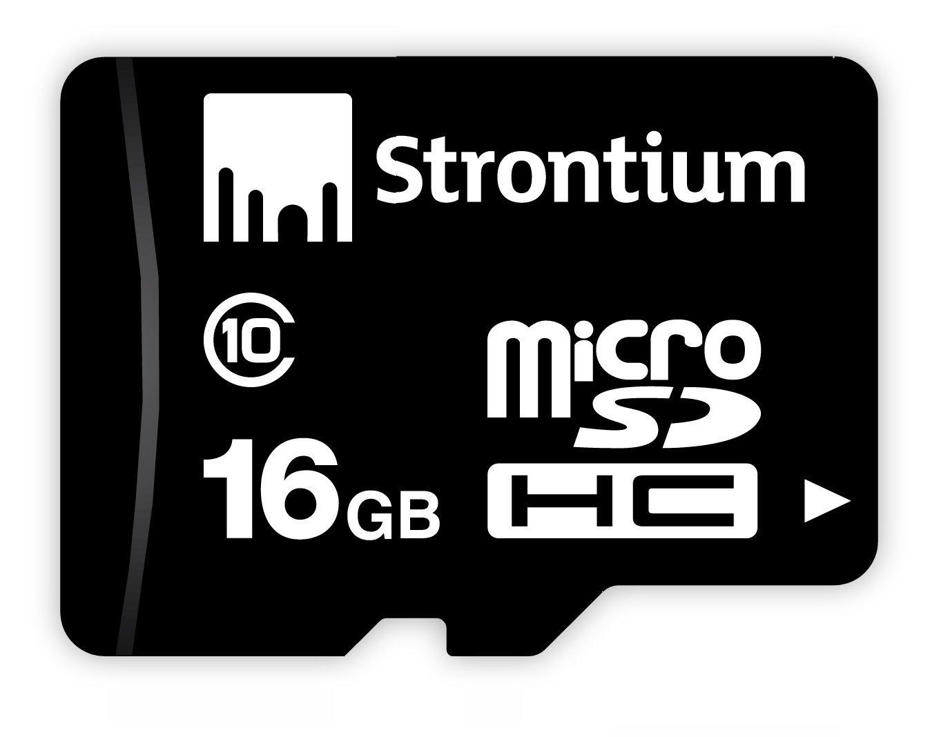 Strontium SDHC Cards Image