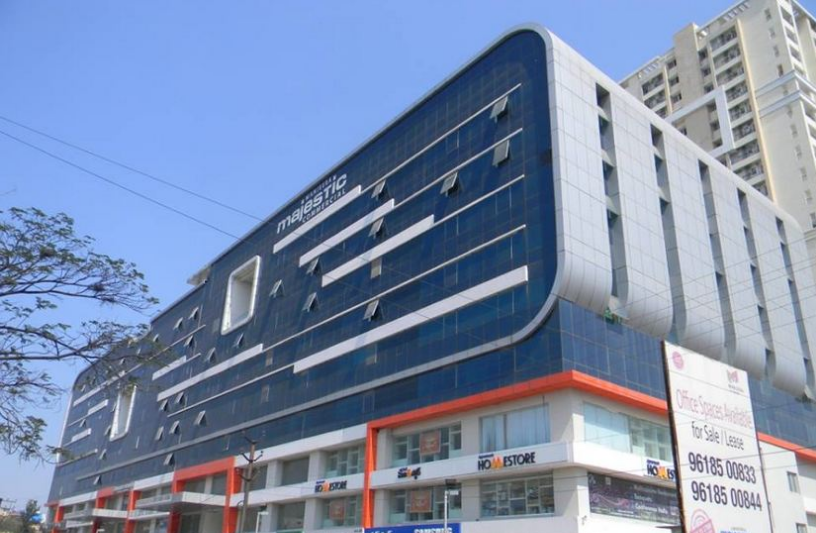 Manjeera Trinity Mall - Kukatpally - Hyderabad Image