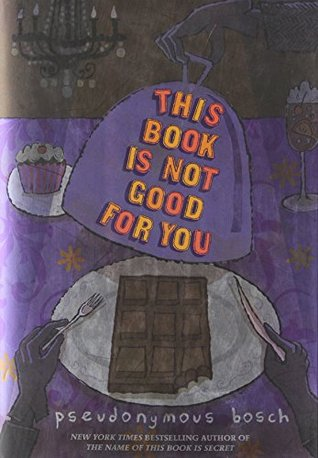 This Book Is Not Good for You - Pseudonnymous Bosch Image