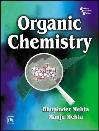 Organic Chemistry - Bhupinder Mehta Image