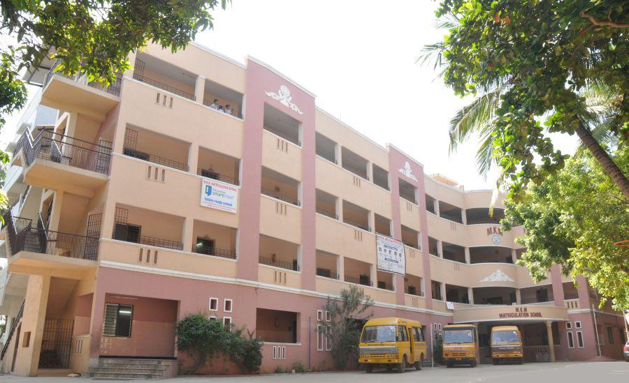 Sathyalok Matriculation School - Porur - Chennai Image
