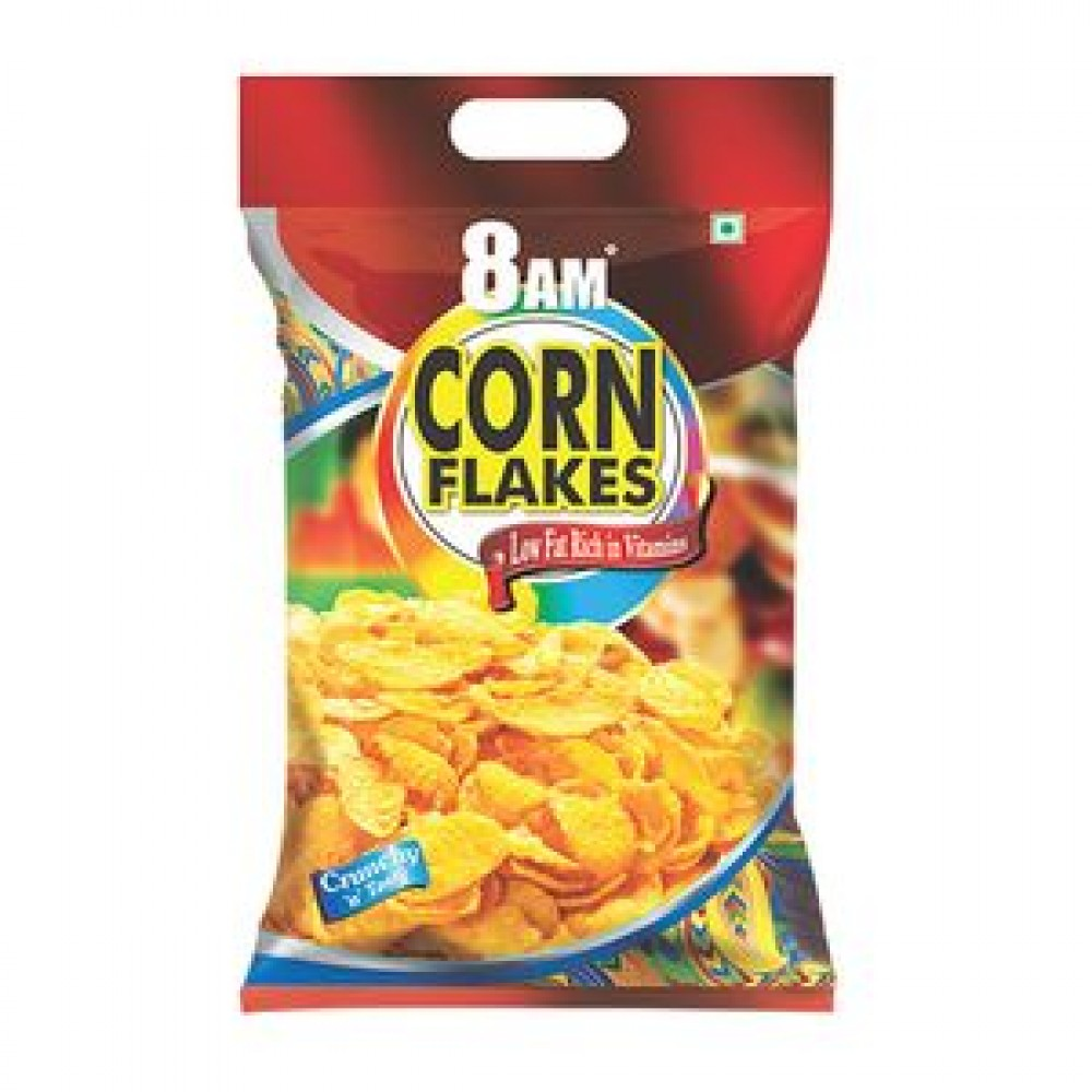 8AM Corn Flakes Image