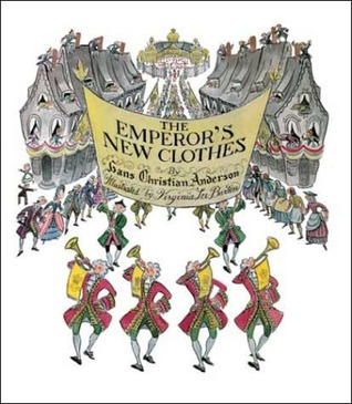The Emperor's New Clothes - Hans Christian Andersen Image